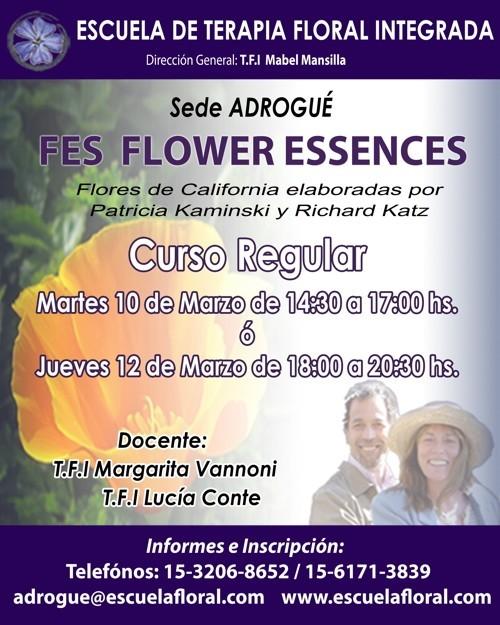 Escuela Terapia Floral Integrada -