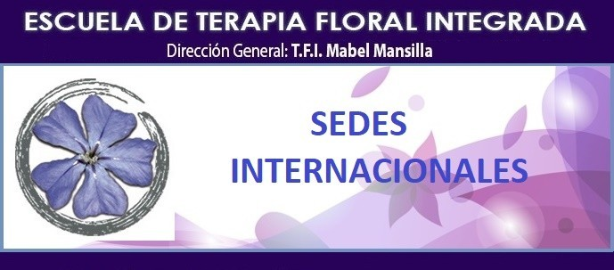Escuela Terapia Floral Integrada
