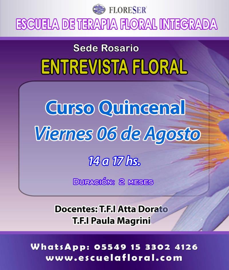 Escuela Terapia Floral Integrada